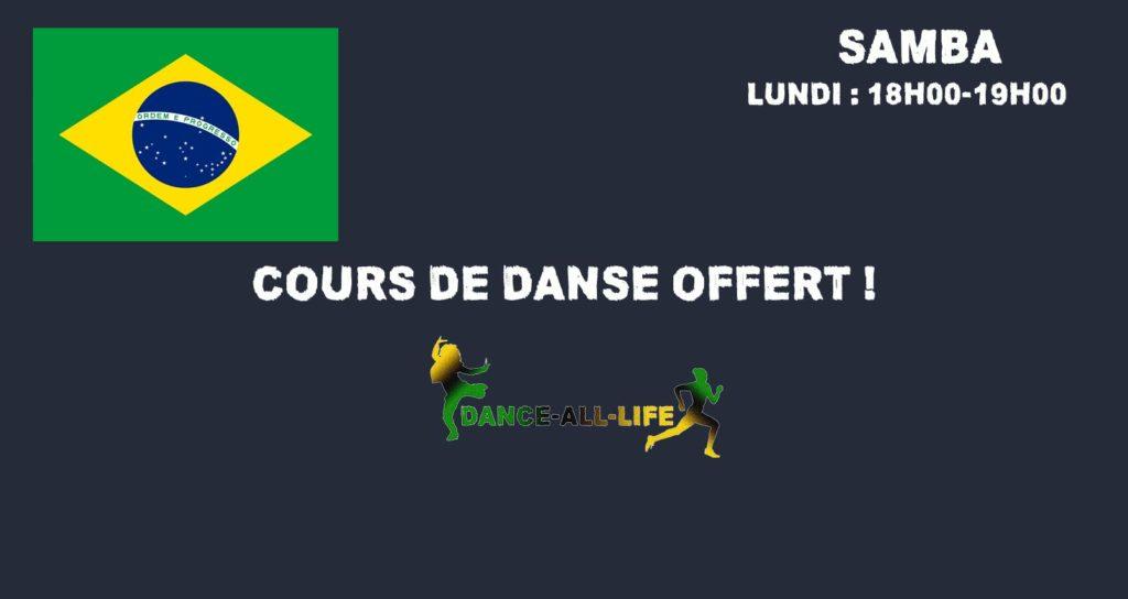 Samba DANCE-ALL-LIFE LIRAC